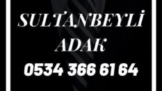 Sultanbeyli Adak